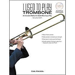 Carl Fischer I Used to Play Trombone Book/CD (WF117)