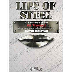 Carl Fischer Lips Of Steel Book (444-41027)
