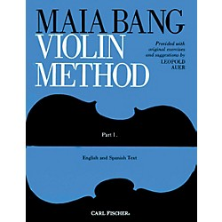 Carl Fischer Maia Bang Violin Method Part 1 (O42)