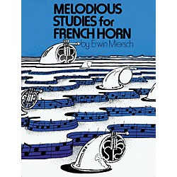 Carl Fischer Melodious Studies For French Horn (O4776)