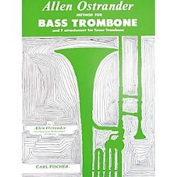 Carl Fischer Method for Bass Trombone (O4517)