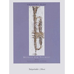 Carl Fischer Method for Trumpet - Book 5 (Flexibility Exercises and Etudes) Book (BQ84)