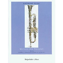 Carl Fischer Method for Trumpet - Book 6 (Low/High-Power/Strength) Book (BQ85)