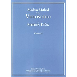 Carl Fischer Modern Method For The Violoncello (464-00009)