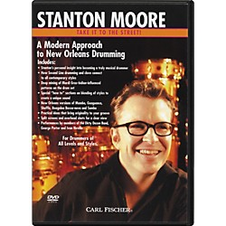 Carl Fischer Modern New Orleans Drumming with Stanton Moore (DVD) (DVD16)