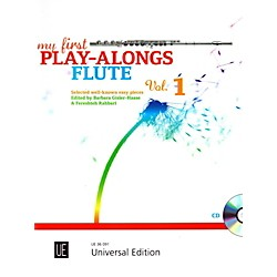Carl Fischer My First Play-Alongs Flute Vol.1 (UE036091)