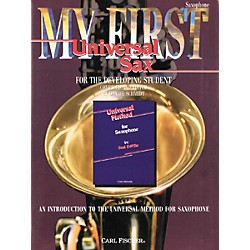 Carl Fischer My First Universal for Alto Saxophone (O5495)