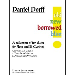 Carl Fischer Old New Borrowed Blue Book (494-02866)