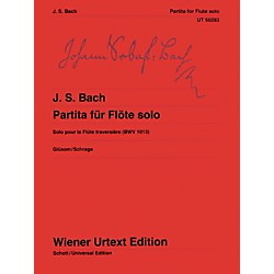 Carl Fischer Partita Book (UT050283)