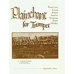 Carl Fischer Plainchant for Trumpet Book (BQ62)
