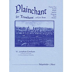 Carl Fischer Planchant for Trombone Book (BQ63)