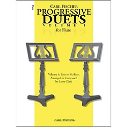 Carl Fischer Progressive Duets, Volume 1: Easy To Medium (WF61)