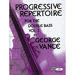 Carl Fischer Progressive Repertoire For the Double Bass Volume 2 (O5428)