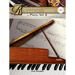 Carl Fischer Repertoire Classics for Piano, Book (PL1034)