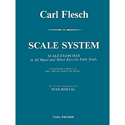 Carl Fischer Scale System Book 1 (O5188)