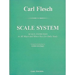 Carl Fischer Scale System (O5199)