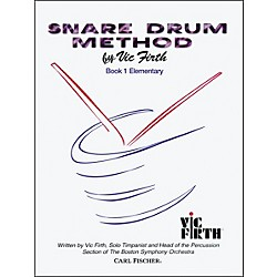 Carl Fischer Snare Drum Method Book (O4653)