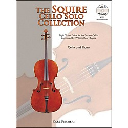 Carl Fischer Squire Cello Solo Collection, Book (BF47)