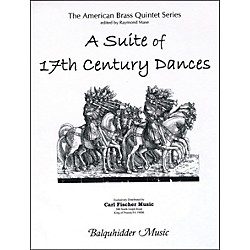 Carl Fischer Suite of 17th Century Dances, A Book (BQ55)