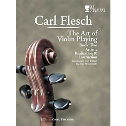 Carl Fischer The Art Of Violin Playing: Book Two (BF20)