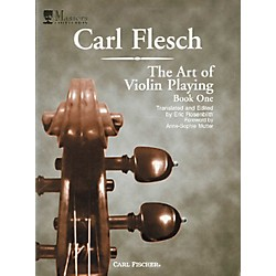Carl Fischer The Art Of Violin Playing Book One (O5365)