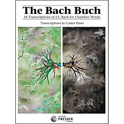 Carl Fischer The Bach Buch Book (114-41448)