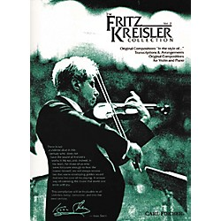 Carl Fischer The Fritz Kreisler Collection - Volume 2 (ATF124)