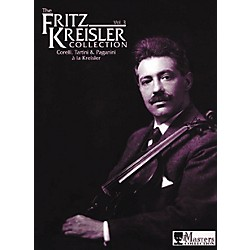 Carl Fischer The Fritz Kreisler Collection - Volume 3 Book (ATF125)