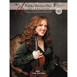 Carl Fischer The Rachel Barton Pine Collection Book/CD (BF54)