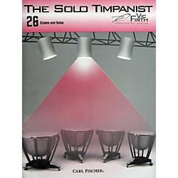 Carl Fischer The Solo Timpanist Book (O4402)