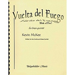 Carl Fischer Vuelta del Fuego (Ride of Fire) Book (BQ96)