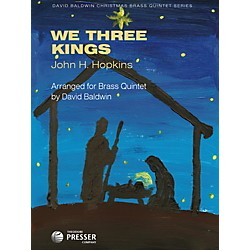 Carl Fischer We Three Kings (For Brass Quintet) (144-40579)