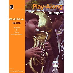 Carl Fischer World Music - Balkan Play Along Trumpet (UE035577)