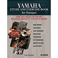 Carl Fischer Yamaha Etude and Exercise Book for Trumpet (The Secrets of Eight Master Artists and Teachers) (WF88)
