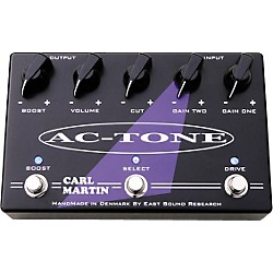 Carl Martin AC-Tone Dual Overdrive Pedal (Actone)