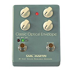 Carl Martin Classic Optical Envelope Guitar Effects Pedal (CLSCOPTOENV)