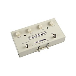 Carl Martin Head Room Spring Reverb Guitar Effects Pedal (HEADROOM)