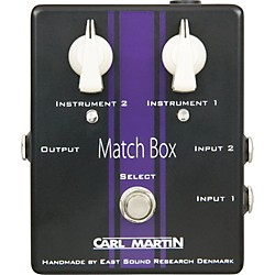 Carl Martin Match Box Line Selector (MatchBox)