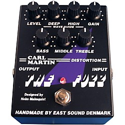 Carl Martin The Fuzz (CM-TF)