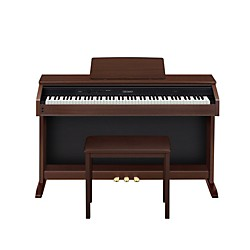 Casio AP250 Celviano Digital Cabinet Piano with Bench (AP250BN)