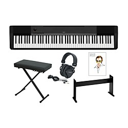 Casio CDP-120 Keyboard Package (CDP120KP1)