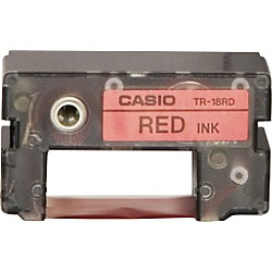 Casio Ink ribbon casette (3 Pack) (TR18RD-3P)