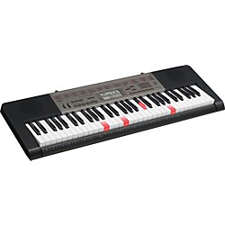 Casio LK-165 61 Lighted-Key Educational Portable Keyboard (LK165)
