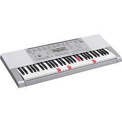 Casio LK-280 61 Lighted-Key Educational Portable Keyboard (LK280)