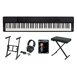 Casio Privia PX-150 Keyboard Package 1 (CASIOPX150KP1)