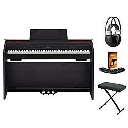 Casio Privia PX-850 Digital Piano Package (CASIOPX850DPPA)