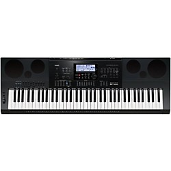 Casio WK-7600 76-Note Portable Keyboard (WK7600)