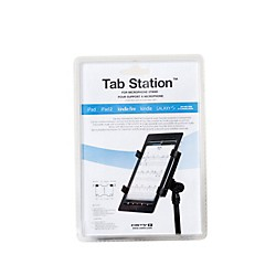 Castiv TAB STATION for MIC STAND - iPad & Tablet Computer Adapter for Microphone Stand (CAV STA0001)