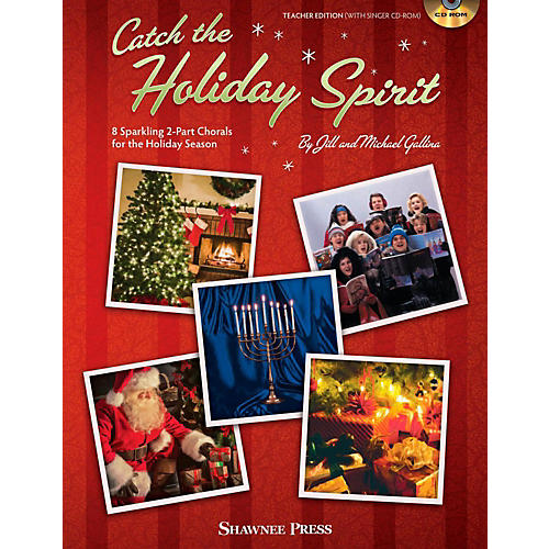 Hal Leonard Catch the Holiday Book/CD-ROM-thumbnail