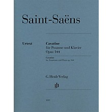G. Henle Verlag Cavatine, Op. 144 Henle Music Folios Softcover Composed by Camille Saint-Saëns Edited by Dominik Rahmer